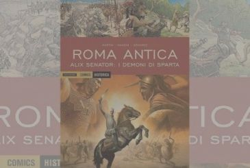 Ancient rome – Alix Senator: The Demons of Sparta – Historica Vol. 76 | Review