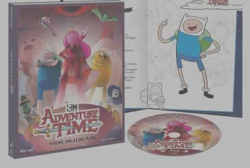 Adventure Time – Come Along with Me | Review Video Home