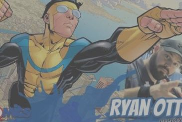 Ryan Ottley (Invincible, The Amazing Spider-Man) Romics d'oro XXV edition
