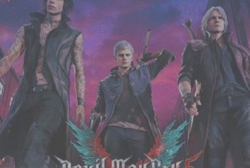 Devil May Cry 5, launched a manga about V