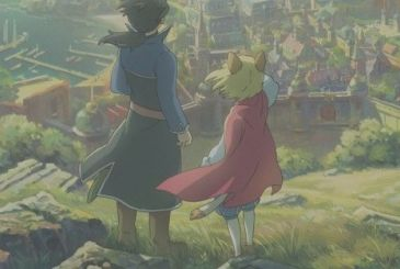 Ni no Kuni, announced the manga