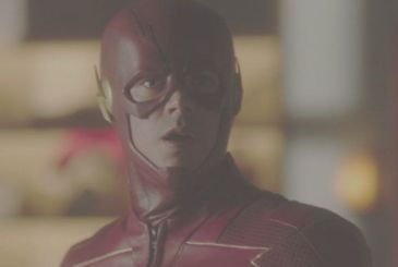 The Flash: Season 4 premiere on Italia 1