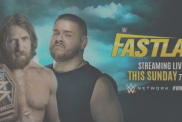 WWE Fastlane: match of the Pay-Per-View