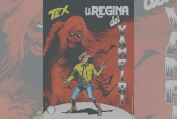 Tex 701 – The Queen of the Vampires | Review
