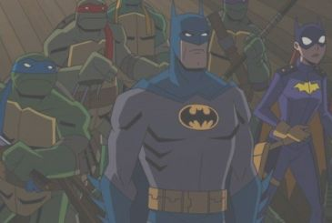 DC's Batman vs Ninja Turtles: the movie trailer