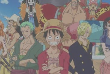 One Piece: the design of alternative Mugiwara after timeskip