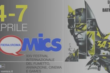 Long live the Batman! Romics opens the Italian festivities for the 80th anniversary