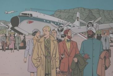 Blake and Mortimer: the cover and synopsis of the new volume
