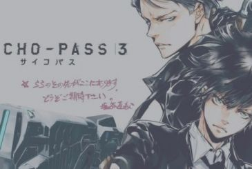Psycho Pass, first promo video and the month of the end of the third animated series