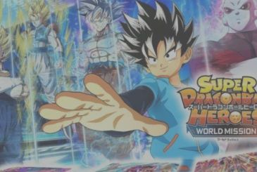 Super Dragon Ball Heroes World Mission: new gameplay trailer ITALIANO