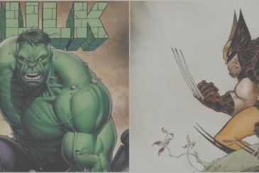 Marvel, Peter David and Chris Claremont back on the Hulk, and Wolverine