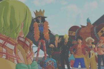 One Piece: World the Seeker – all the characters that we will meet