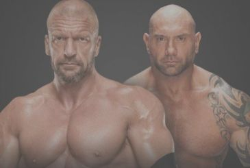 WWE: Triple H vs Batista at WrestleMania 35