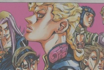 The Bizarre Adventures of JoJo: new poster for the Wind Golden