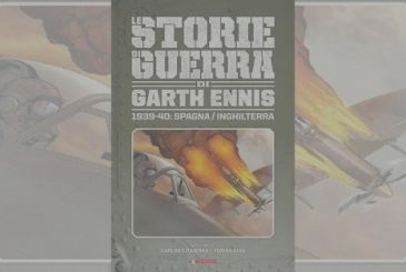 The War Stories by Garth Ennis Vol. 1: 1939-40 Spain/England | Review