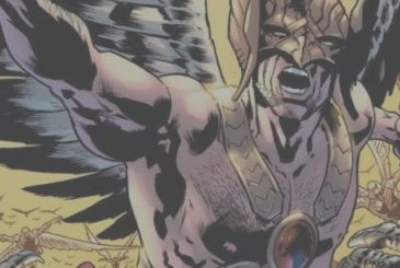 Hawkman: Bryan Hitch leaves the series, and announces new projects