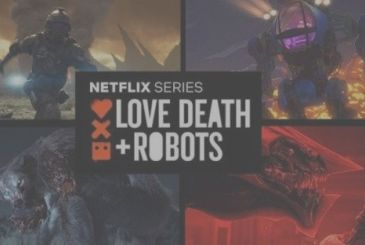 Love, Death & Robots: that's why the order of episodes is variable