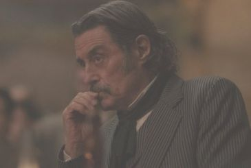 Deadwood: the teaser trailer and date of arrival of the film