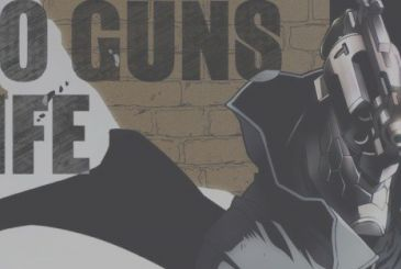 No Guns Life, the teaser video of the animated series