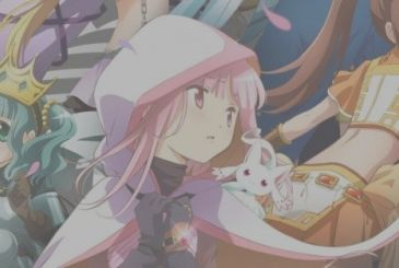 Madoka Magica Gaiden – the Magic Record, new teaser video and the visual of the anime