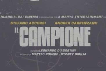 The Sample: the trailer of the new film by Stefano Accorsi
