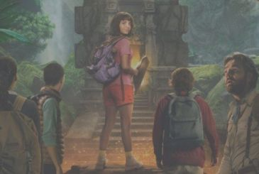 Dora the explorer: official trailer of the live-action