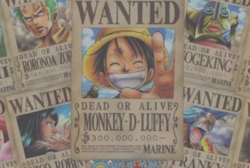 One Piece: a new billion between sizes