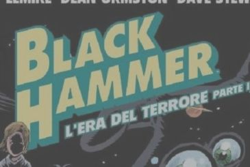 PREVIEW – Bao Publishing: Black Hammer 3 – The age of Terror Part 1 of Lemire & Ormston