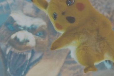 Detective Pikachu: first look at the new Pokemon