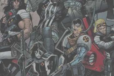 X-Force: returns a villain in the X-Men