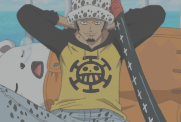One Piece: the third and last part of the novel on Trafalgar Law