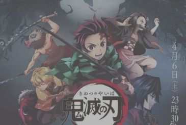 Demon Slayer – Kimetsu no Yaiba: episodes in total of the first anime series