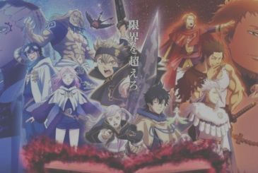 Black Clover: the perfect formula of the shonen | Review