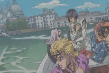 The Bizarre Adventures of JoJo – Wind Gold – Episode 24: the Notorious B. I. G. | Review