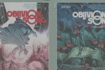 Oblivion Song – saldaPress: in may, the second volume