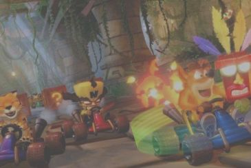 Crash Team Racing: Nitro-Fueled – content from Crash Nitro Kart and not only
