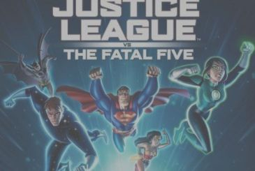 Justice League vs The Fatal Five | Review