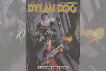 Dylan Dog 391 – the Blood of The Earth | Review