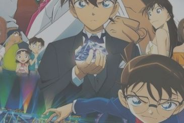 Detective Conan – Fist of the Blue Sapphire, the two new promo videos of the movie