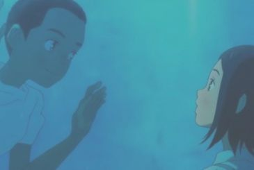 Children of the Sea, the trailer of the animated movie