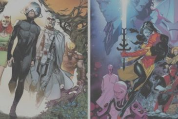 Marvel – X-Men: the details and covers of the series Hickman