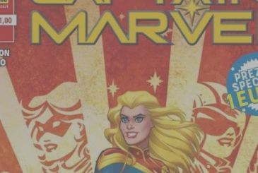 PREVIEW – Panini Comics: Captain Marvel 1, the new monthly