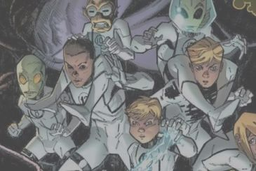 Fantastic 4: the return of the Future Foundation, and... the Hulk