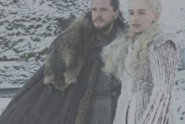The Throne of Swords 8: the more space to the relationship between Jon and Daenerys