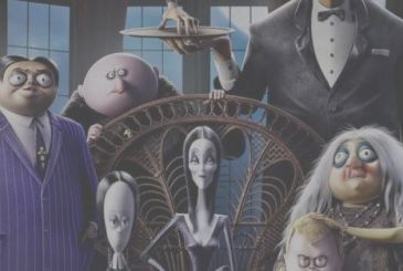 The Addams Family: the first trailer for the new animated film