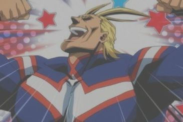 Jump Force: the All Might new playable character