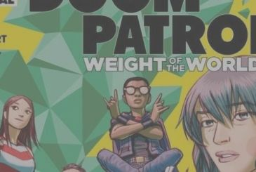 DC: back with the Doom Patrol of Gerard Way with the other two series
