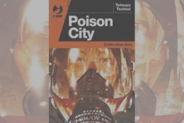 Poison City Collection Box of Tetsuya Tsutsui | Review
