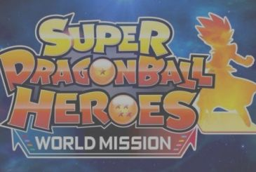 Super Dragon Ball Heroes: World Mission – The video game trading cards
