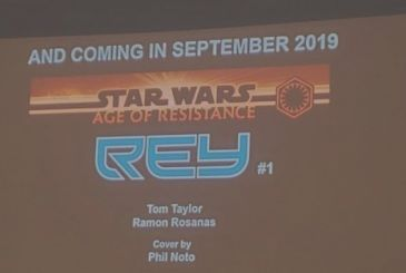 Star Wars – Marvel: Age of Resistance and the new comic